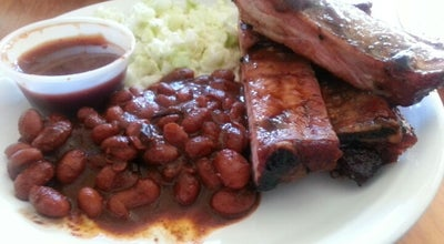 Photo of American Restaurant Barbeque 152 at 8295 Monterey Street, Gilroy, CA 95020, United States