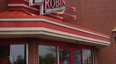 Photo of American Restaurant Red Robin Gourmet Burgers at 43250 Crescent Blvd, Novi, MI 48375, United States