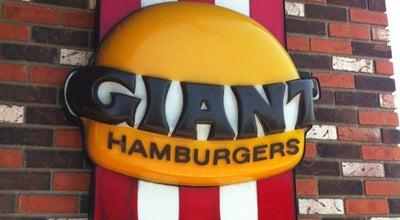Photo of American Restaurant Nations Giant Hamburgers at 5321 Hopyard Rd, Pleasanton, CA 94588, United States