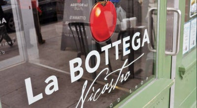 Photo of Italian Restaurant La Bottega at 64 George St, Ottawa K1N 5V9, Canada