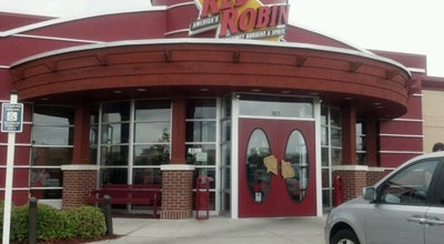 Photo of American Restaurant Red Robin Gourmet Burgers at 905 International Dr, Wilmington, NC 28405, United States
