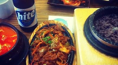 Photo of Asian Restaurant Tofu Village at 681 Bloor St W, Toronto M6G 1L3, Canada