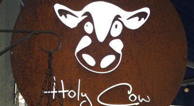 Photo of American Restaurant Holy Cow Burgers and Stuff at Sodravagen 77, Gothenburg 41254, Sweden