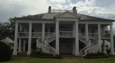 Photo of Historic Site Evergreen Plantation at 4203-4239 Louisiana 18, Edgard, LA 70049, United States