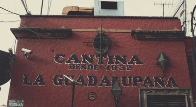 Photo of Bar Cantina La Guadalupana at Calle De La Higuera, Mexico City, Mexico
