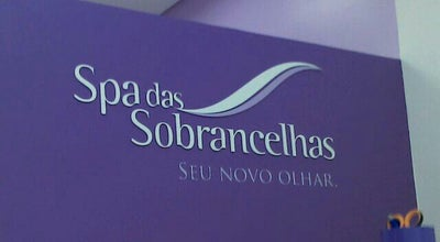 Photo of Spa Spa das Sobrancelhas at Rua Theodoro Holtrup, N. 215, Blumenau, Brazil