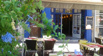 Photo of Mediterranean Restaurant Le Goût des Choses at 4 Place Notre Dame Du Mont, Marseille 13006, France