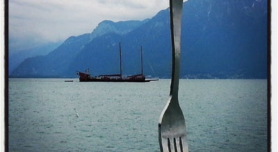 Photo of Lake Vevey lake at Switzerland