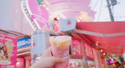 Photo of Creperie angle hearts at Japan