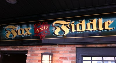 Photo of Bar Fox & Fiddle Restaurant at 13-115 York Blvd, Richmond Hill L4B 3B4, Canada