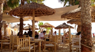 Photo of Seafood Restaurant Palm Beach Bar & Restaurant at Santa Maria Beach, Santa Maria 4111, Cape Verde