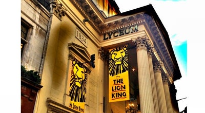 Photo of Theater Lyceum Theatre at 21 Wellington Street, London WC2E 7RQ, United Kingdom