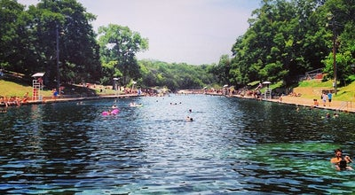 Photo of Pool Barton Springs Pool at 2101 Barton Springs Rd, Austin, TX 78704, United States