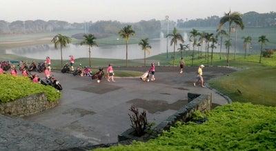 Photo of Golf Course Damai Indah Golf & Country Club BSD City at Jalan Bukit Golf Raya, Tangerang Selatan, Indonesia