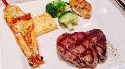 Photo of Steakhouse 特香齋西餐 at 中山路一段26號2樓, Taiwan
