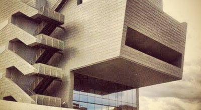 Photo of Art Museum Disseny Hub Barcelona (DHUB) at Pl. Glòries, 37-38, Barcelona 08018, Spain