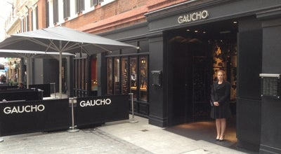 Photo of Steakhouse Gaucho - Sloane at 89 Sloane Avenue, London SW3 3DX, United Kingdom