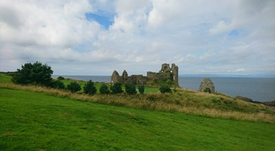 Photo of Castle Dunure Castle at Dunure, United Kingdom