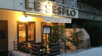 Photo of Italian Restaurant Le Sesflo at Route De Florissant 16, Geneva 1206, Switzerland
