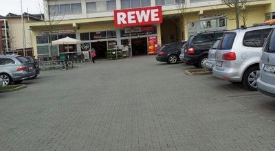 Photo of Supermarket REWE at Freisinger Landstr. 47, Garching bei München 85748, Germany