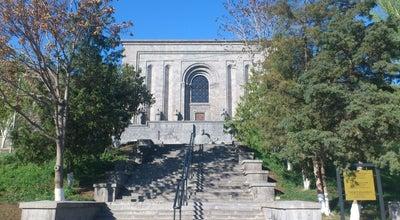 Photo of Tourist Attraction Matenadaran - The Museum of Ancient Manuscripts at 53, Mashots Av, Yerevan, Armenia