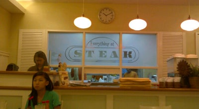 Photo of American Restaurant Everything At Steak at 5 P. Guevarra Cor. V. Cruz Street, San Juan, Philippines