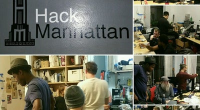 Photo of Event Space Hack Manhattan at 137 W 14th St, New York, NY 10011, United States