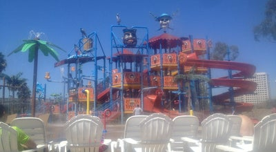 Photo of Water Park Buccaneer Cove at Boomers! at Irvine, CA, United States