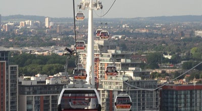 Photo of Cable Car Emirates Air Line at Royal Docks, United Kingdom