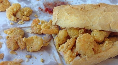 Photo of Sandwich Place Guy's Po-Boys at 5259 Magazine St, New Orleans, LA 70115, United States
