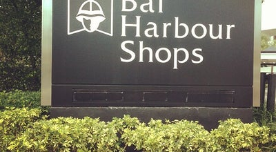 Photo of Tourist Attraction Bal Harbour Shops at 9700 Collins Ave., Bal Harbour, FL 33154, United States