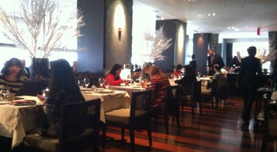 Photo of Italian Restaurant Ai Fiori at 400 5th Avenue, New York, NY 10018, United States