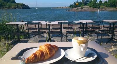 Photo of Cafe Mattolaituri at Ehrenstroemintie 3 A, Helsinki 00140, Finland