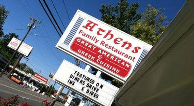 Photo of American Restaurant Athens Family Restaurant at 2526 Franklin Pike, Nashville, TN 37204, United States
