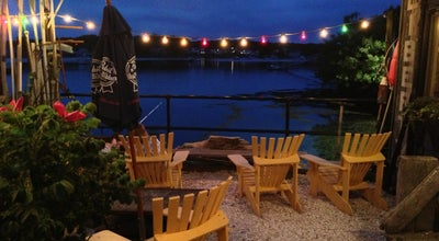 Photo of American Restaurant The Ramp Bar and Grill at 77 Pier Road, Cape Porpoise, ME 04046, United States