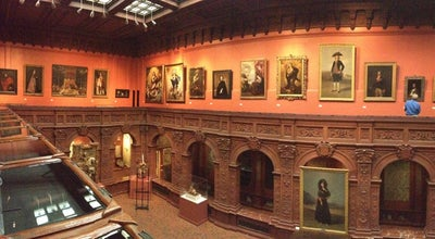 Photo of Tourist Attraction Hispanic Society of America at 613 W 155th St, New York, NY 10032, United States