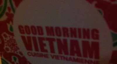 Photo of Asian Restaurant Good Morning Vietnam at Sechsschimmelgasse 16, Vienna 1090, Austria