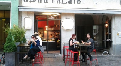 Photo of Middle Eastern Restaurant Dada Falafel at Linienstr. 132, Berlin 10115, Germany