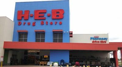 Photo of Supermarket H-E-B at 6580 Fm 78, San Antonio, TX 78244, United States