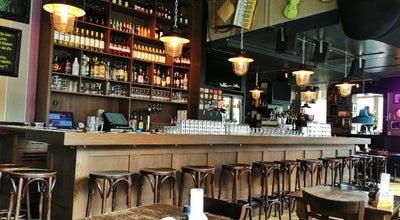Photo of Bar Eetcafé De Poort at Tolsteegbarriere 2, Utrecht 3525ET, Netherlands