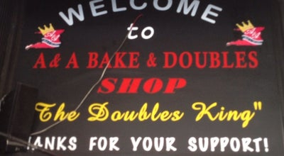 Photo of Caribbean Restaurant A and A Bake and Doubles at 481 Nostrand Ave, Brooklyn, NY 11216, United States