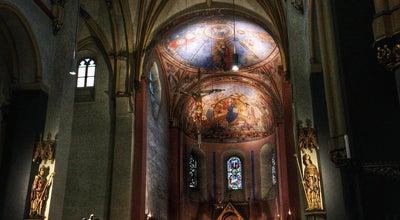 Photo of Monument / Landmark Basilica of St. Servatius at Keizer Karelplein, Maastricht 6211 TC, Netherlands