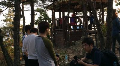 Photo of Trail 관악산 전망대 at 안양시, South Korea
