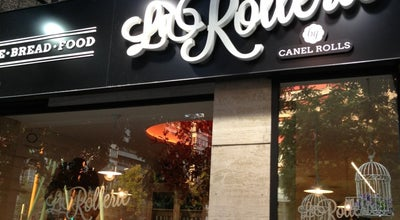 Photo of Snack Place La Rollerie at C. Guzmán El Bueno, 105, Madrid, Spain