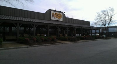 Photo of American Restaurant Cracker Barrel Old Country Store at 5001 Central Avenue Pike I-75 & Merchants Road, Knoxville, TN 37912, United States