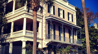 Photo of Tourist Attraction Edmondston-Alston House at 21 E Battery St, Charleston, SC 29401, United States