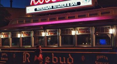 Photo of American Restaurant Rosebud American Kitchen & Bar at 381 Summer St, Somerville, MA 02144, United States