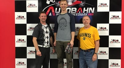 Photo of Tourist Attraction Autobahn Indoor Speedway at 6601 Executive Park Ct N, Jacksonville, FL 32216, United States