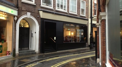 Photo of Modern European Restaurant Pollen Street Social at 8-10 Pollen Street, London W1S 1NQ, United Kingdom