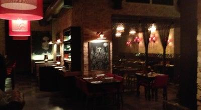 Photo of Modern European Restaurant Evde Bar and Grill at 25 Samad Vurghun Street, Baku 1095, Azerbaijan